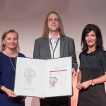 Winner EnergyGlobeAustria2019-eologix sensor technology - Eisdetektion für Windkraft