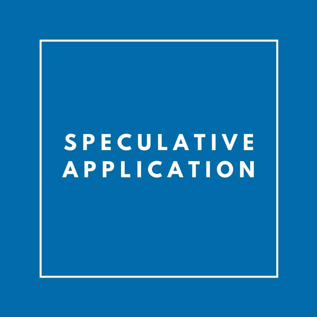 SpeculativeApplication